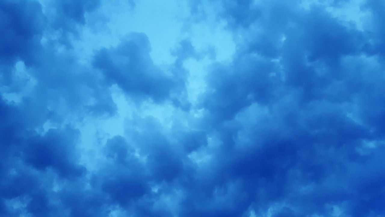 backgrounds, blue, nature, weather, beauty in nature, low angle view, sky, cloud - sky, cloudscape, sky only, full frame, scenics, no people, day, outdoors