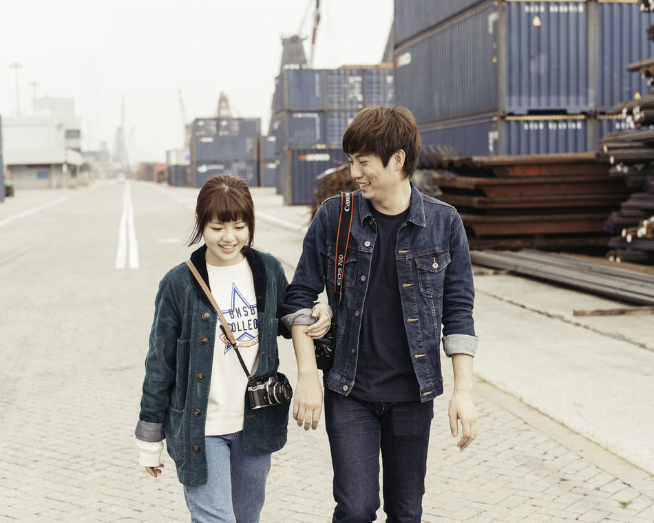 Beautiful stock photos of freundschaft, two people, young adult, walking, young women