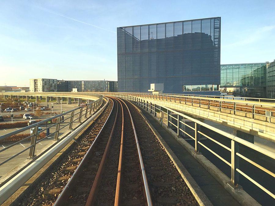 Copenhagen Metro Rail Railway Railways