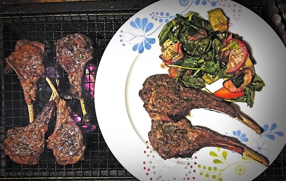 Lamb Chops Kosamui Dinner Time Lamb Tuesdaynight Food And Drink Main Course Tuesday