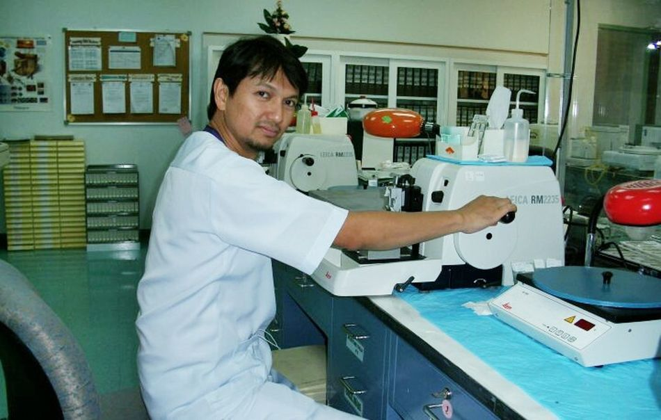 It's Business Time Histopathology Sectioning Ofw