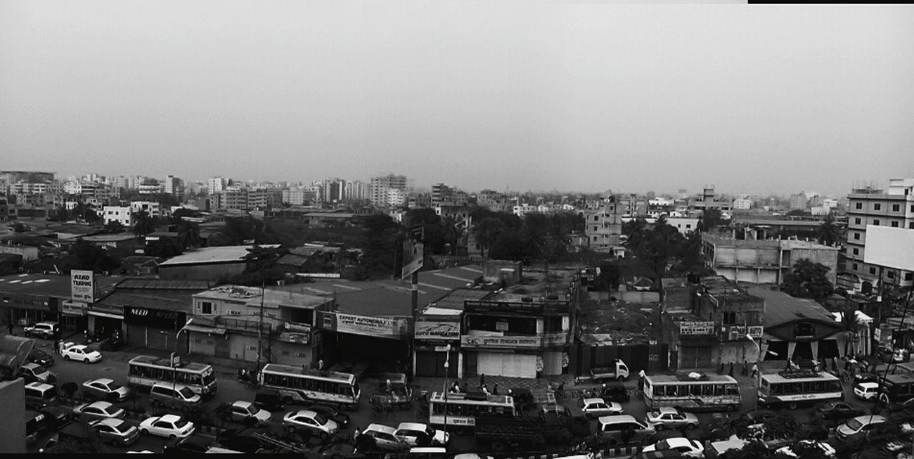 Urban panaroma