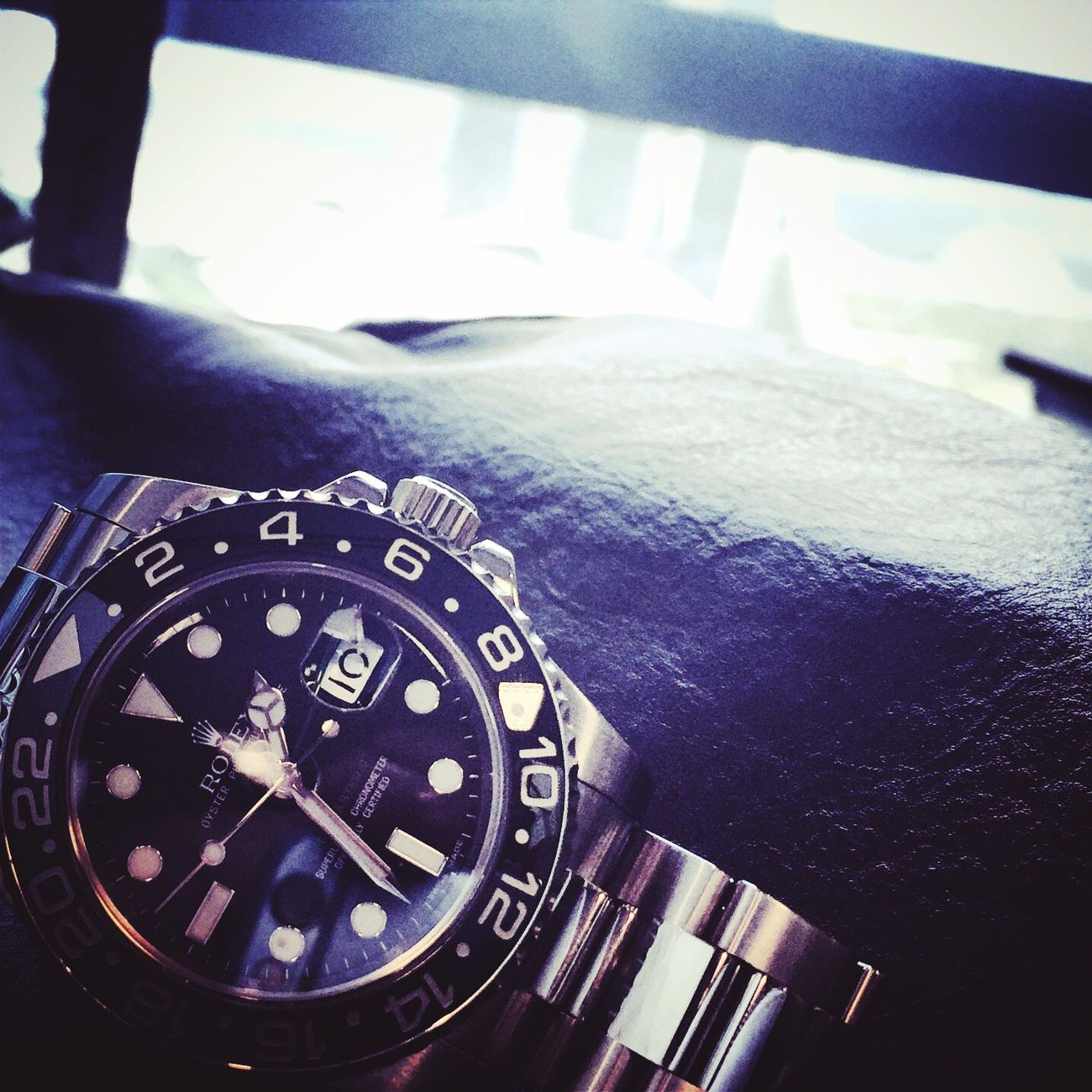 Rolex Check This Out Taking Photos Watches Wristporn Gmtmaster2 Greenhand Luxury Hi! Singapore