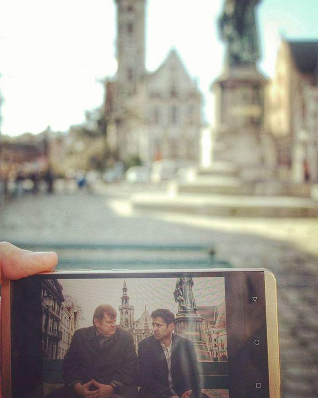 "Found it - from the movie ""In Bruges"" Travel Explore Discover  MOVIE Bruges InBruges Colinfarrell Wanderlust Brokeandabroad @farrellgram @colinjfarrell Grammasters3"