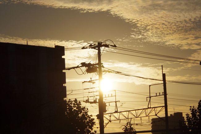 おつかれさま。 Pentax K-3 夕暮れ時 Sunset おつかれさま Twilight