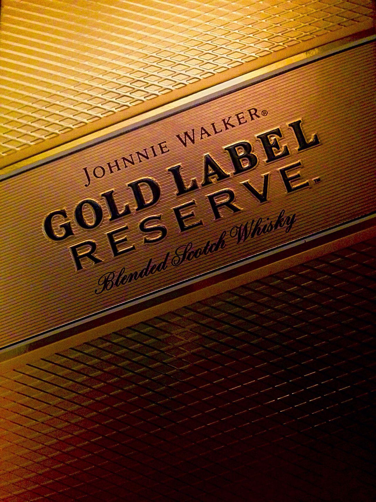 Gold Label Scotch Whisky Gold Fancy