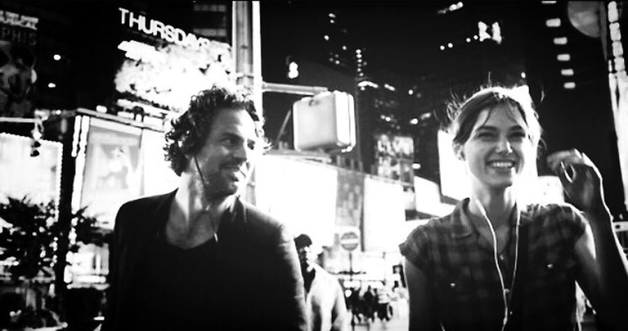 Begin Again Film Great Time Together