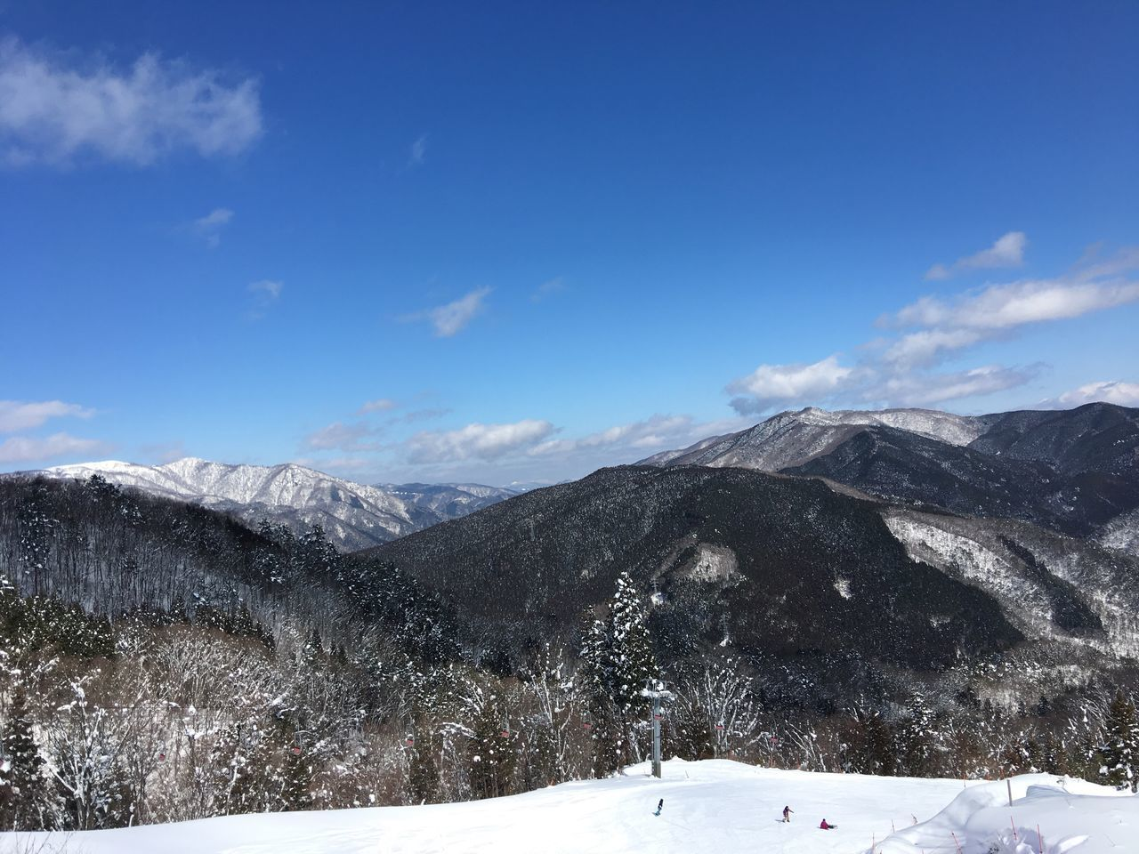Snow Winter Mountain Beauty In Nature Cold Temperature Outdoors Ski Snowboarding Snowboard めがひら