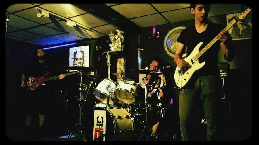 Our first instrumental show LTN LessThanNone