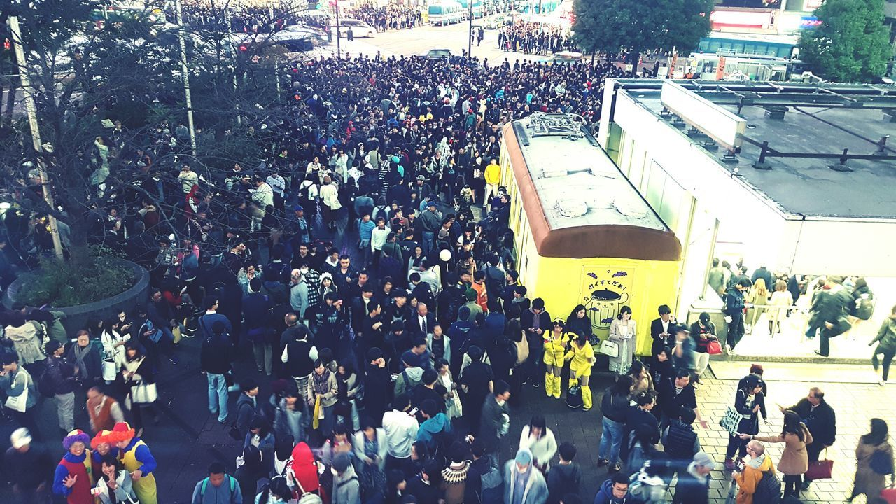 Urban life in Tokyo Large Group Of People Street Crowd City People Unity Tokyo Street Photography Tokyo Night Tokyo Days Crossing Shibuya Crossing Peoplephotography People Watching Haloween Cosplay Costume