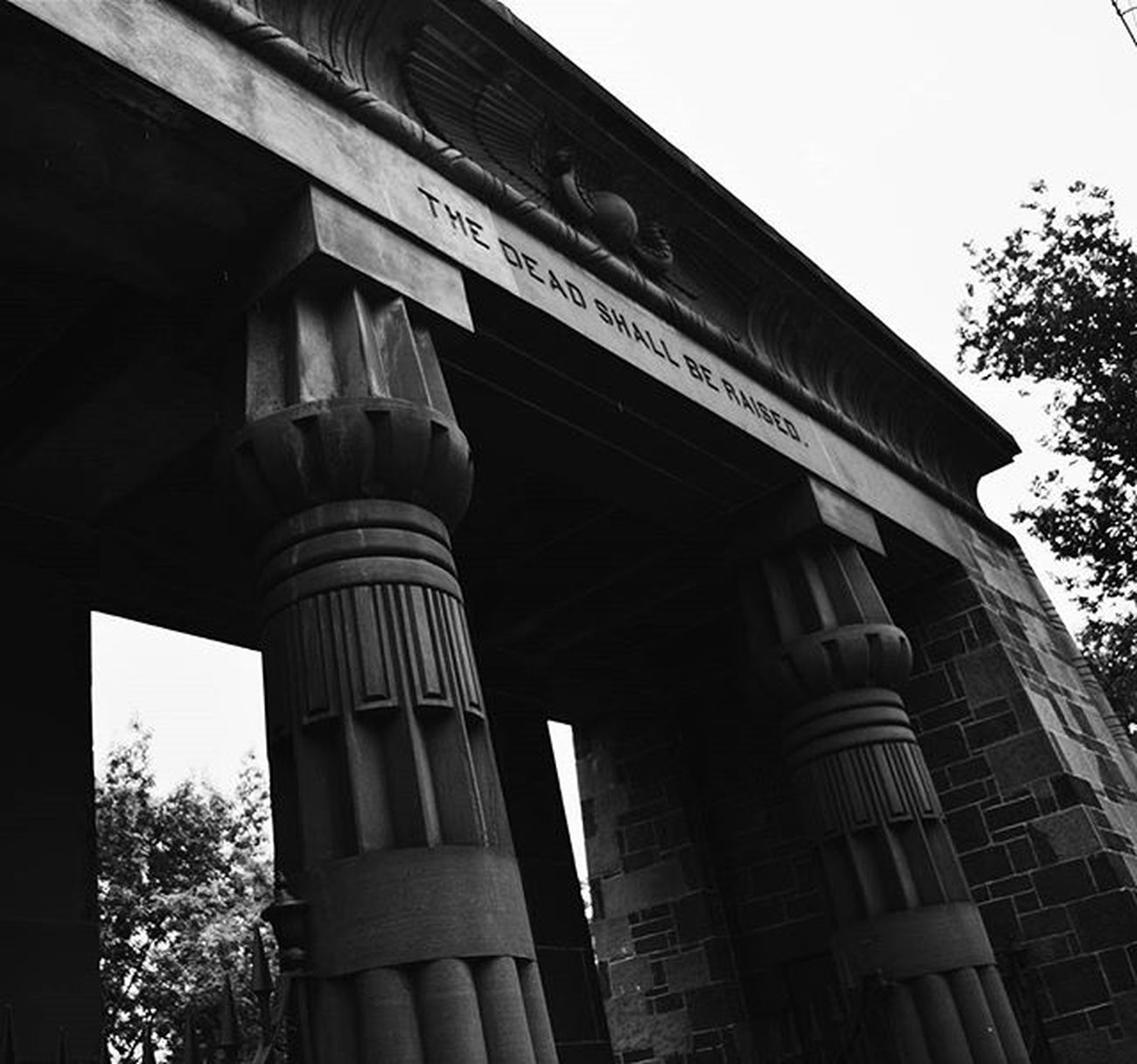 Cemetery Stone Brick Death ANGST Newhaven Perspective Architecture Columns Bnw_life Bnw_planet Bnw_rose Bnw_society Bnw Bnw_captures Bnw_photo Vscophile Vscophile Vsco_hub VSCO Vscocam Vscolove Vscolife Nikon D3300 yale ivyleague