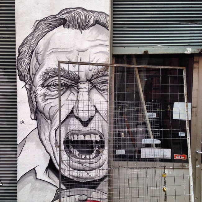 StreetArt - Athens / Greece | Zoezoi |