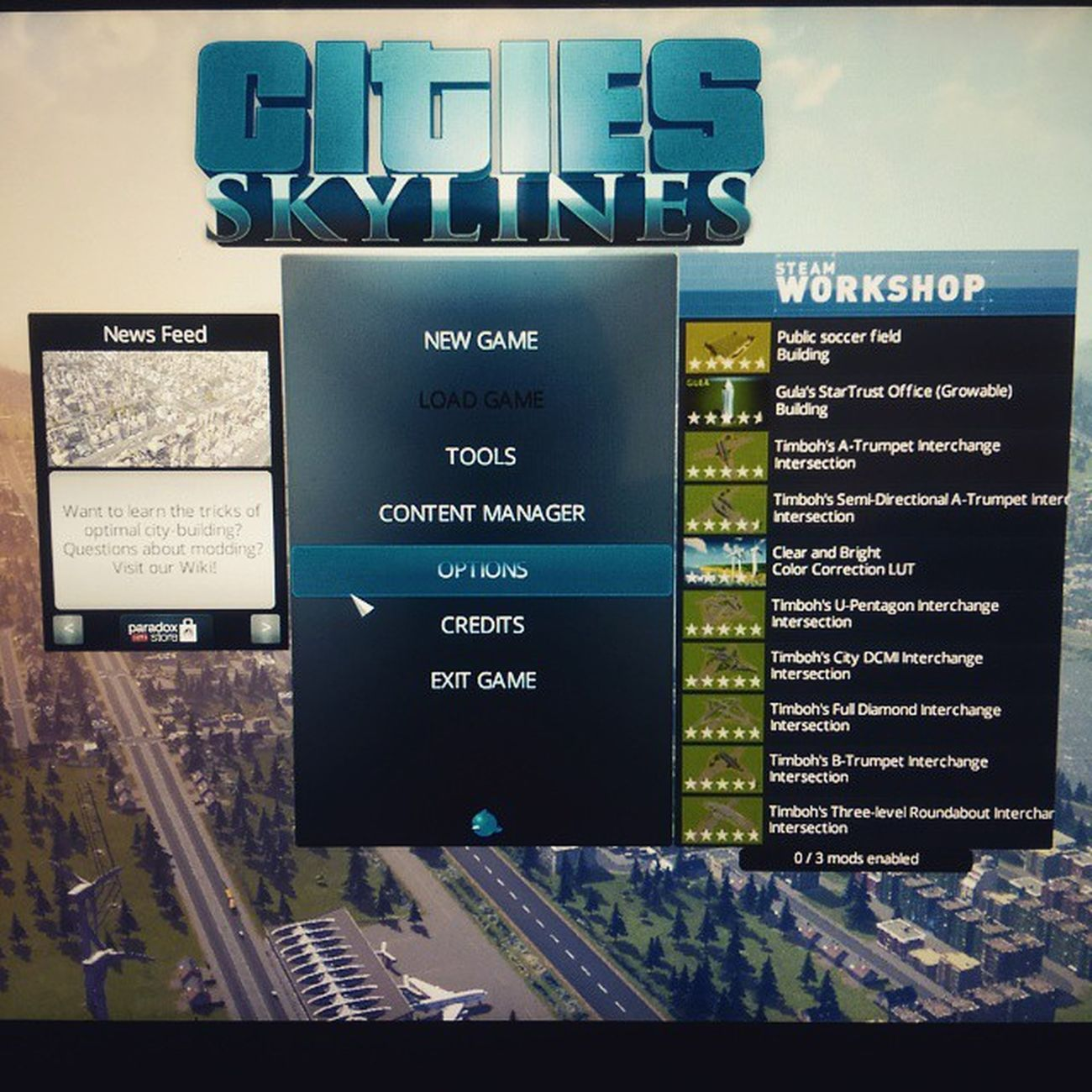 Well this is me for the night. Citiesskylines Imafailure Gaming Citybuilder Hardwork Steam