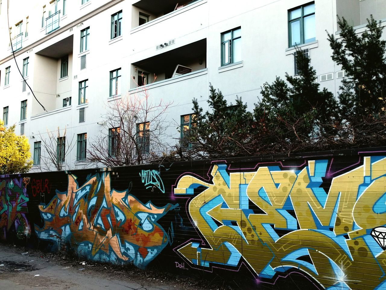 Graffiti Alley Downtown Toronto Toronto Torontophotographer Graffiti Wall Graffiti The World Building Exterior Building Urban Spring Fever