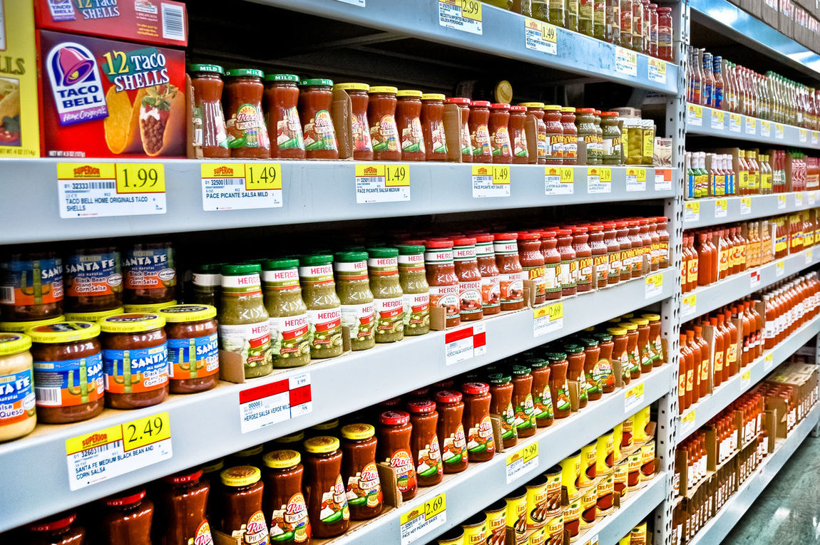 Capitalism Colors Consumism Edibles Food Mall Materialism Pattern Pattern Pieces Supermarket Symetrical Symetry Tomato Urban Urban Geometry Urban Photography