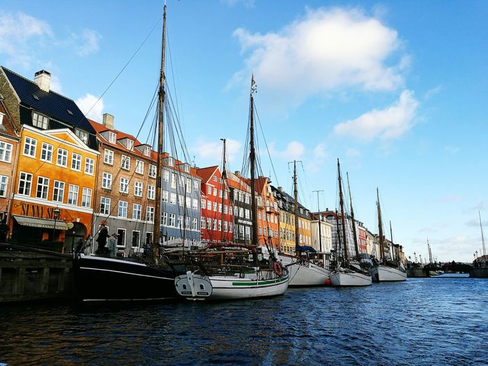 Sightseeing Copenhagen, Denmark Hanging Out Friends Travel Trip First Eyeem Photo