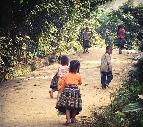 Travel Photography October2015 Mucangchai Vietnam Kidsphotography
