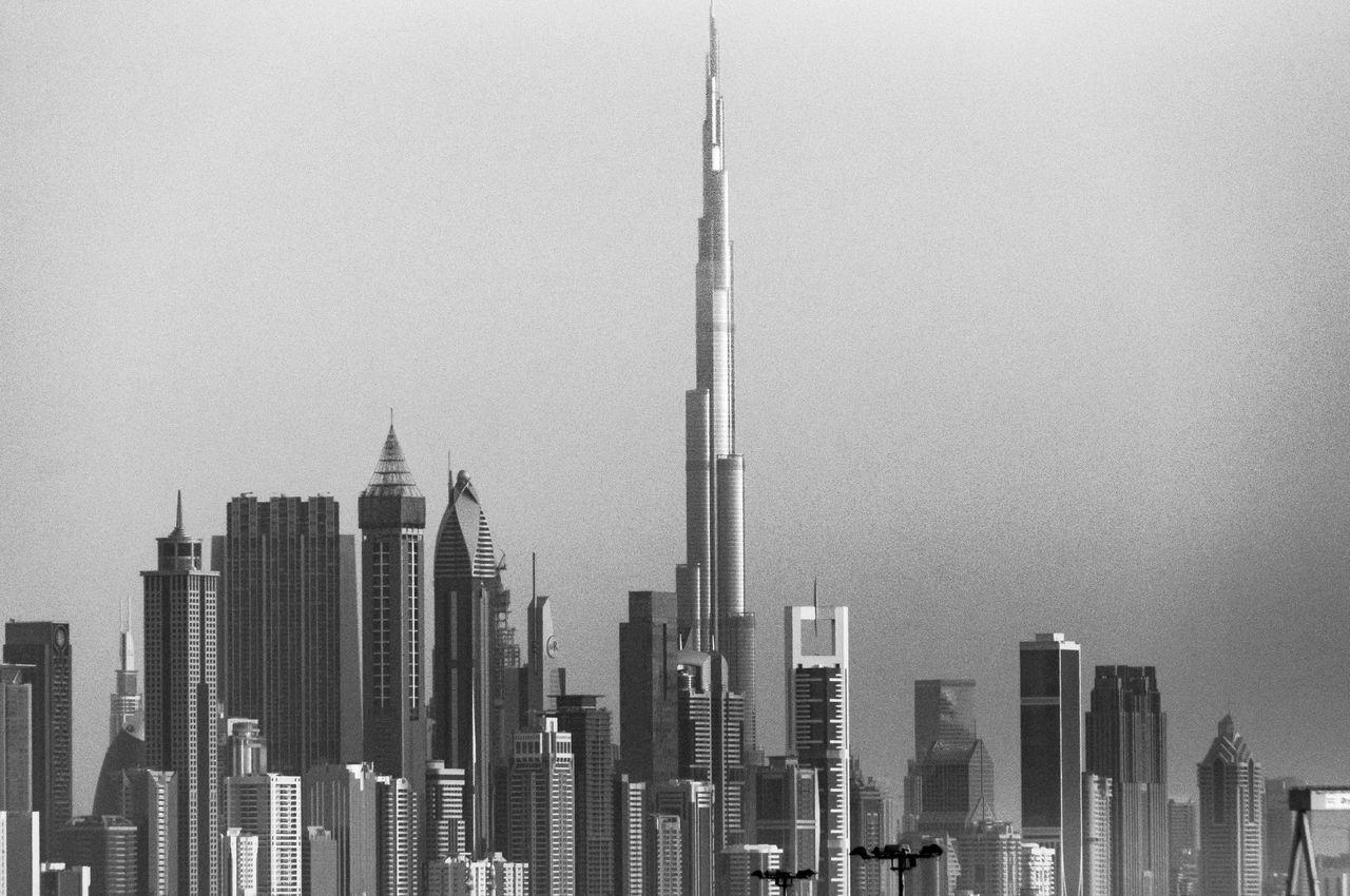 Beautiful stock photos of dubai, Architecture, Building Exterior, Built Structure, Burj Khalifa