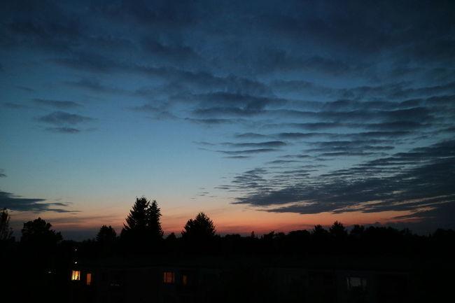 Beautiful Cloud - Sky Day Evening Himmel Scenics Sky Sunset