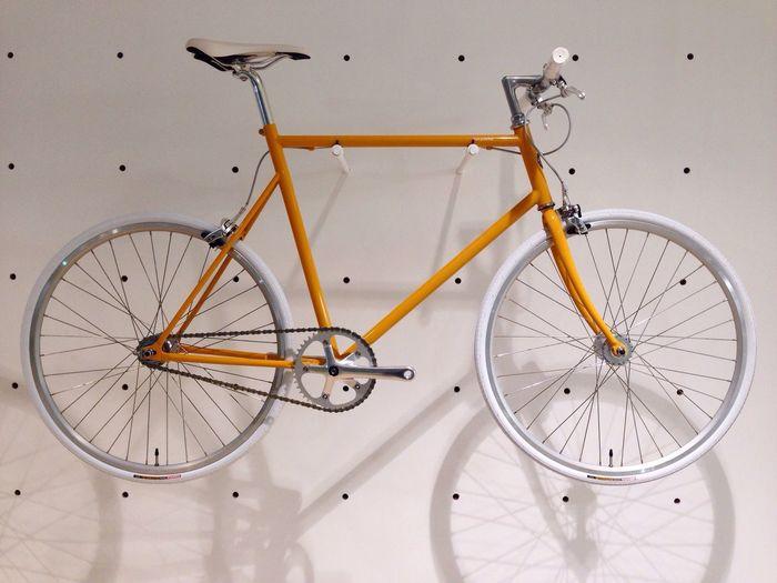 Bicycle Bicycles Bike Bikes Yellow Yellow Bike Green Cycling Enjoying Life Twowheels