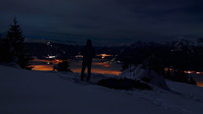 Alone Alone Time Awesome_view Best Night Best Night Ever Best View Bivouac Cold Cold Temperature Freezing Freezing Cold Full Moon Full Moon Night  Idyllic Majestic Nature Nordkette Outdoors Scenics Sky Snow Snowy Full Moon Night Stubaital Weather Winter