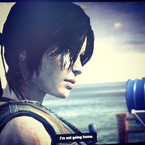 Just finished Tomb Rider A Survivor is Born PC Game TPS IPhoneography Tomb Raider