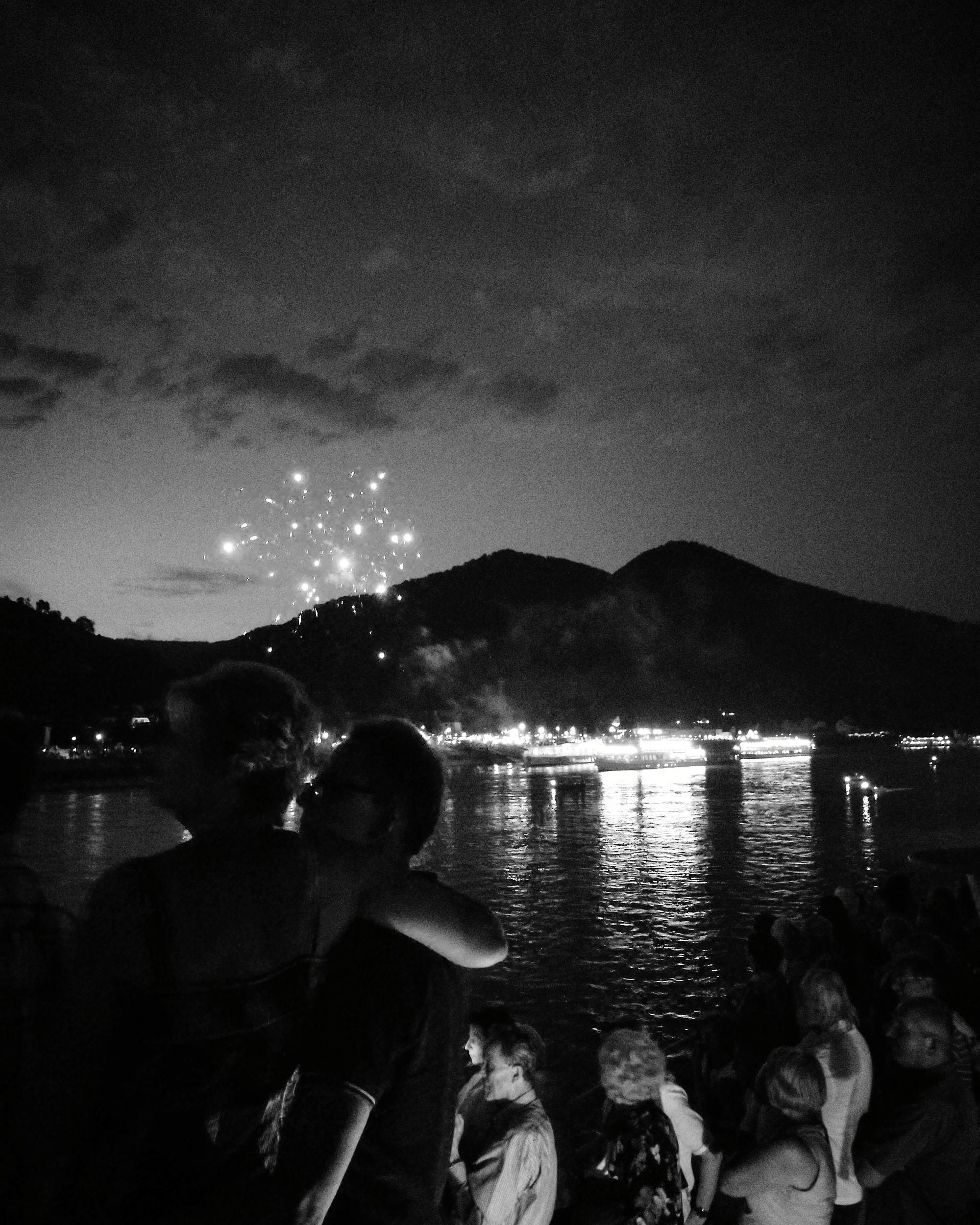 collect memories❤️ Mountain Nature Water Night Outdoors Lake Sky People Wachau/Austria Schifffahrt Spitz An Der Donau Boat Ride Memories First Eyeem Photo