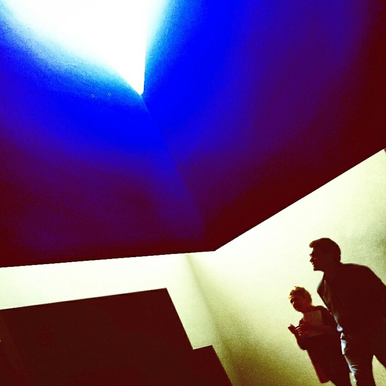 Creative Light And Shadow Bennington College. Blue Taking Photos Reflections Surreal Psychedelic Trippy DavidLynch Souls And Shadows Light