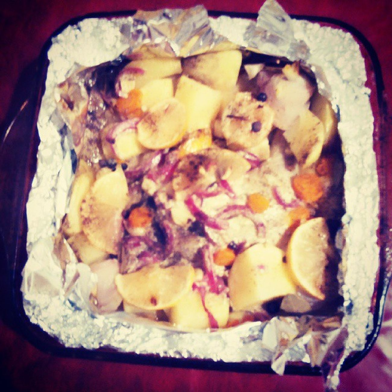 Вкусняха картофан мяско /лимончик мм ..хорошийужин