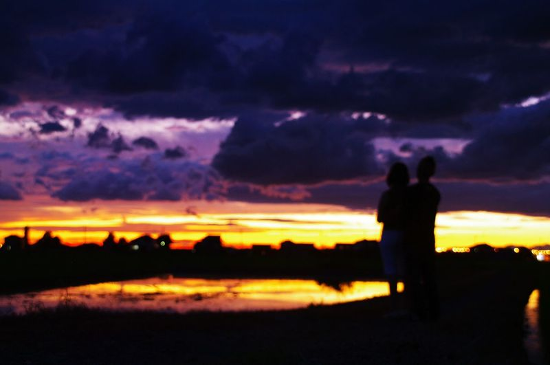 What Does Peace Look Like To You? The Storyteller - 2014 Eyeem Awards Sunset Silhouettes Eyeem Happy ;)