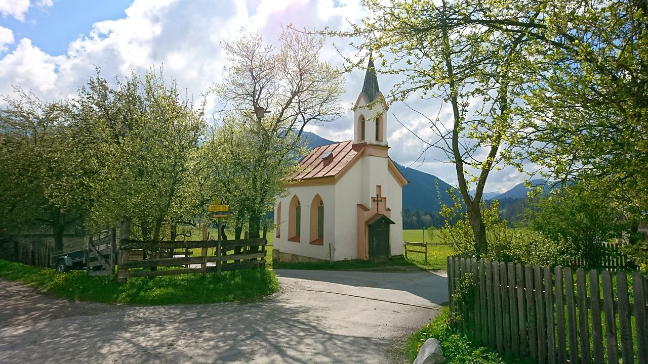 The church. · Germany Bavaria Bayern Alpine Foreland Alpine Foothills Alpenvorland Church Churches Religion Spirituality Connection Architecture Rural Landscape Green Nature Beautiful Day