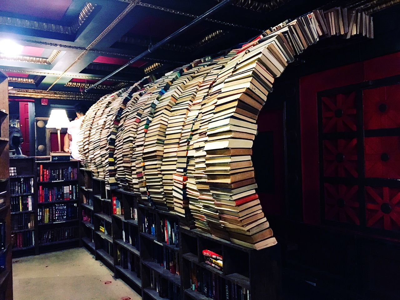 Bookstore in LA.. Just a quick shot Losangeles Los Angeles, California Studyabroad Erlangen Erstesbild First Eyeem Photo