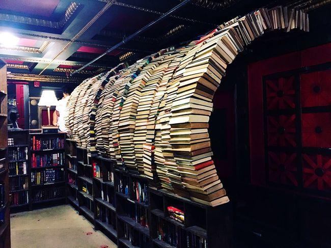Bookstore in LA.. Just a quick shot Losangeles Los Angeles, California Studyabroad Erlangen Erstesbild First Eyeem Photo