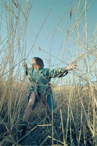 Peoplephotography Sky Outdoors Grass Nature Artphoto Showcase February 2017 Photooftheday
