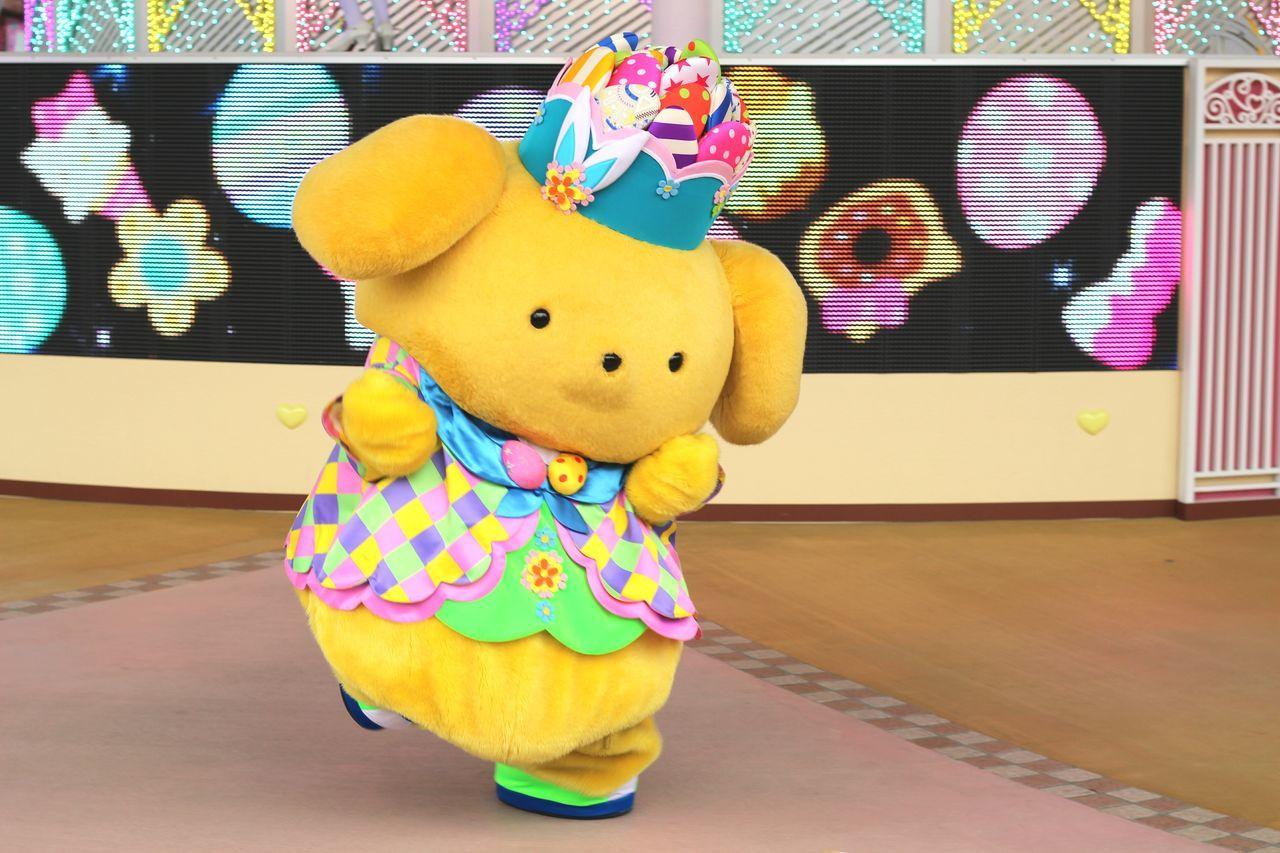 Animal Yellow Caracter Pompompurin Sanrio Cute KAWAII Dog Golden Retriever No People