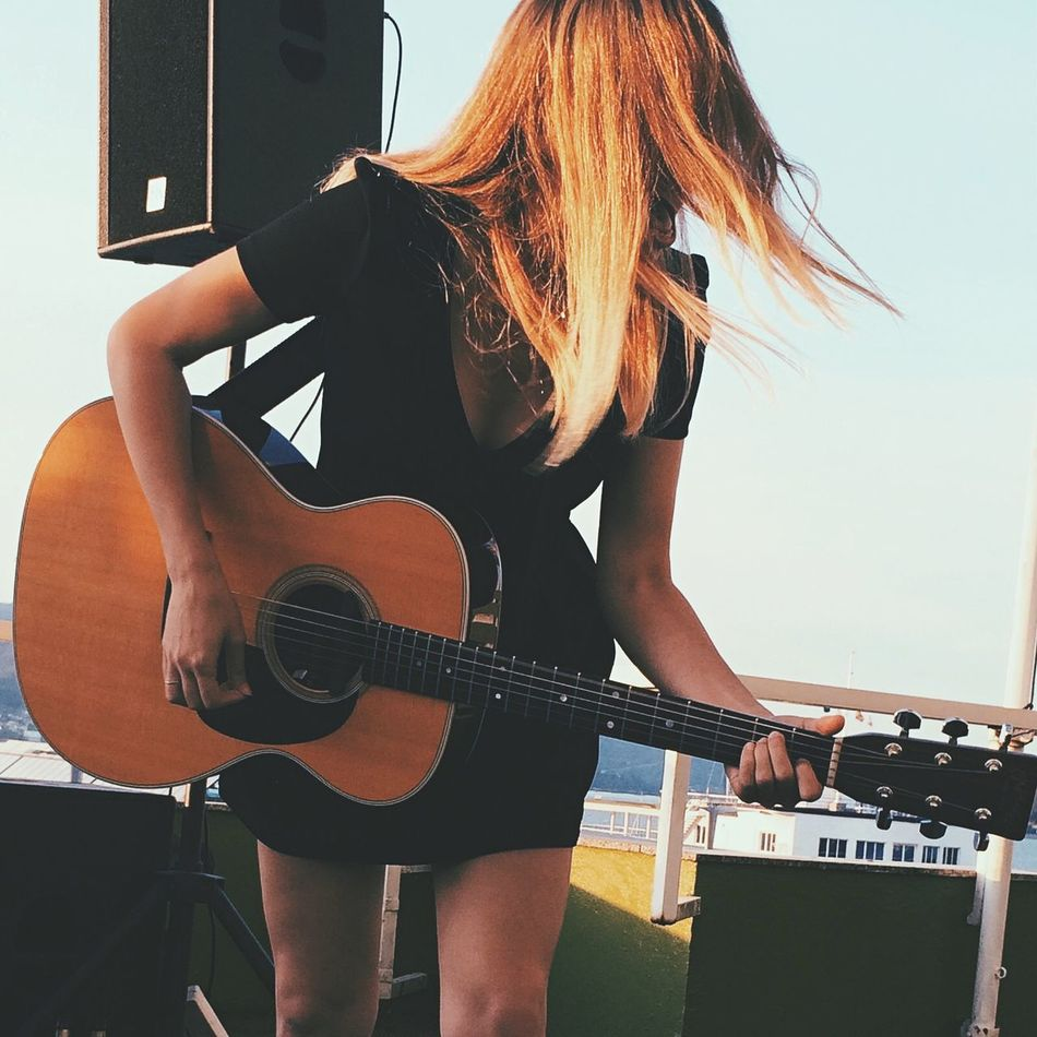 Beautiful stock photos of music festival, Arts Culture And Entertainment, Audio Equipment, Casual Clothing, Clear Sky