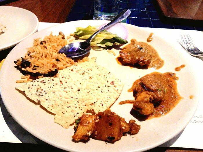 Food Porn Awards Biryani MuttonKarhai