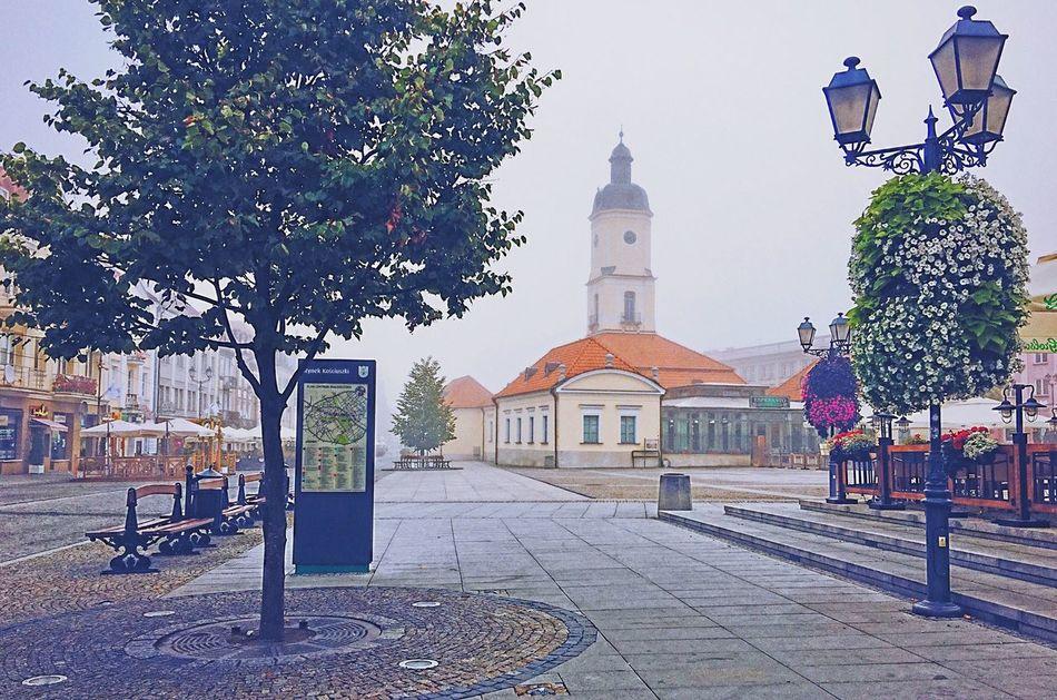 City Architecture Bialystok Bialystok City Poland