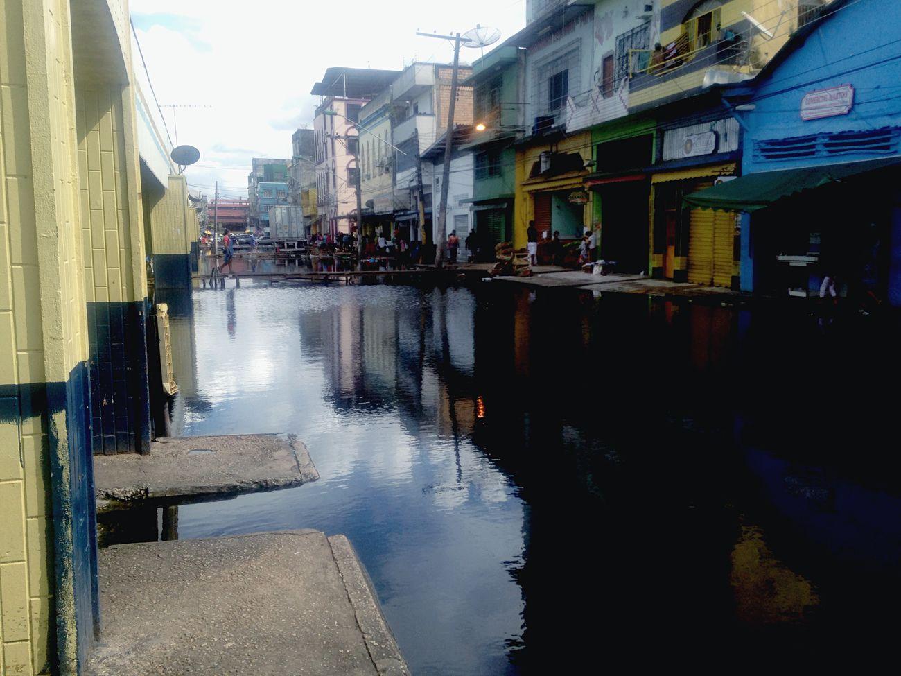 Cheia Rio Negro 2015 Rio Negro, Manaus Amazonia Amazonas Brazil Black River