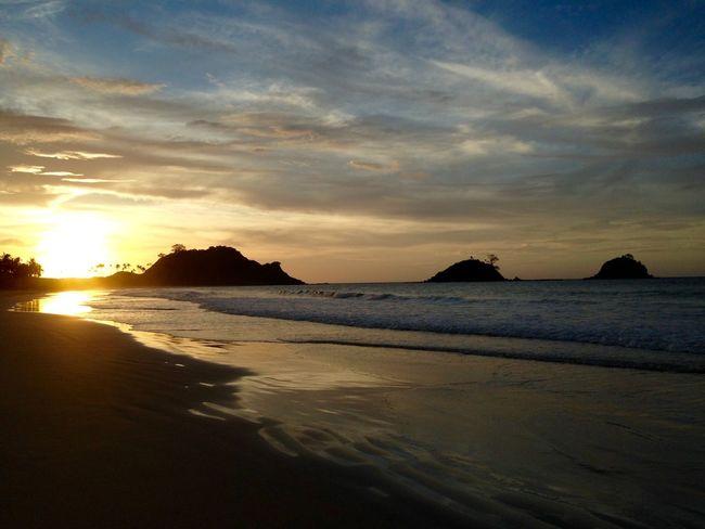 Nacpan Beach El Nido, Palawan Sunset Taking Photos Beach Life Eyeem Philippines Mobilephotography