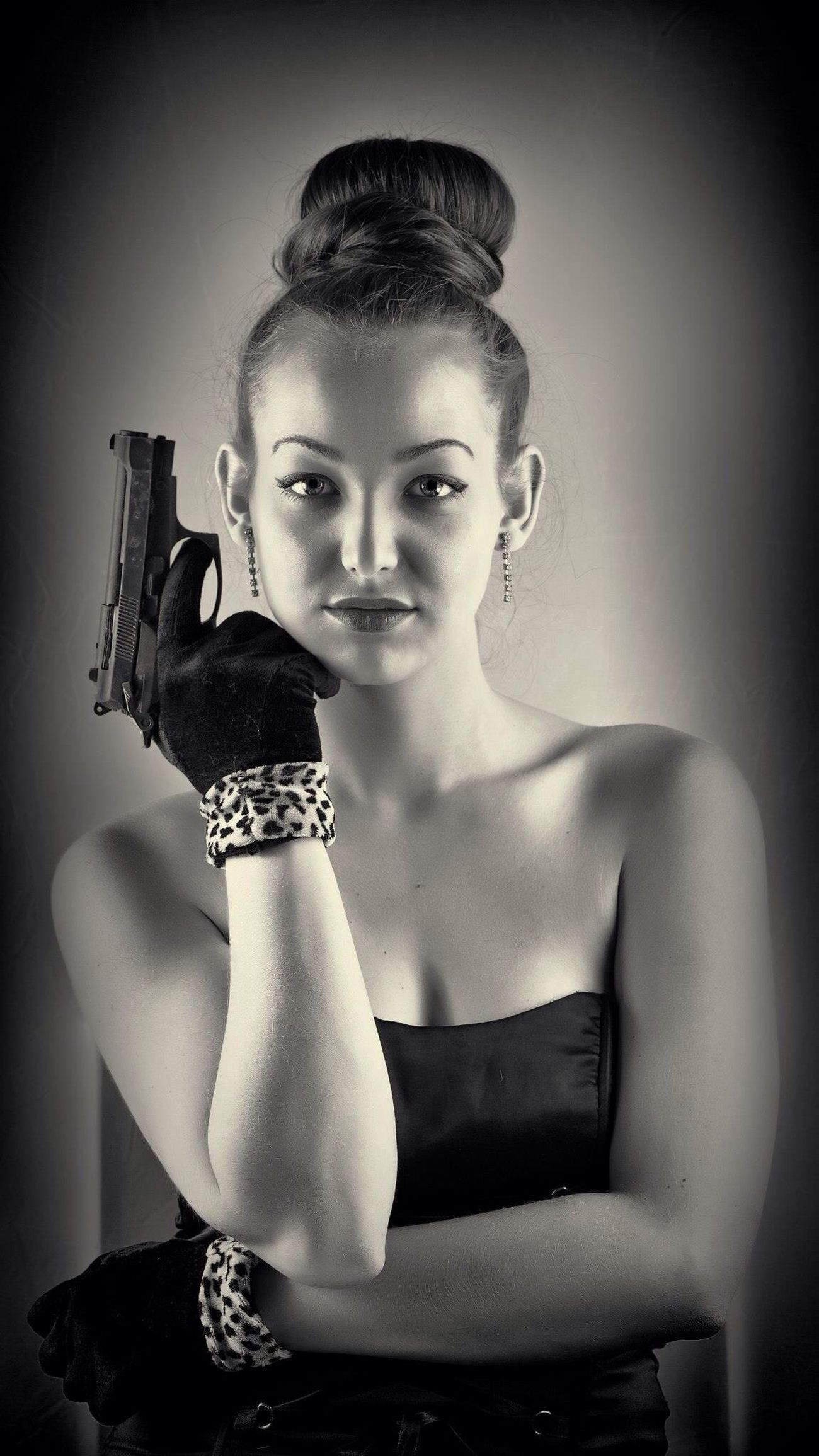 Portrait Gangsta
