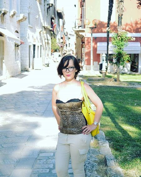 TBT  Blackhair Myself Girl Croatia Vrsar Summer Sunnyday Tagsforlikes Picoftheday