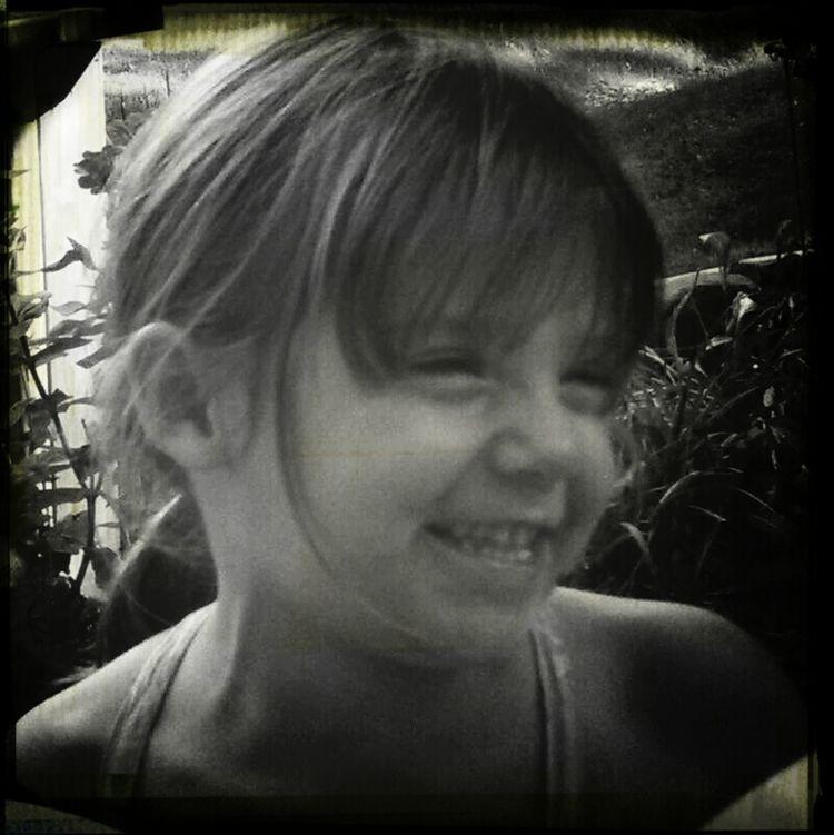 my beautiful daughter melts my heart