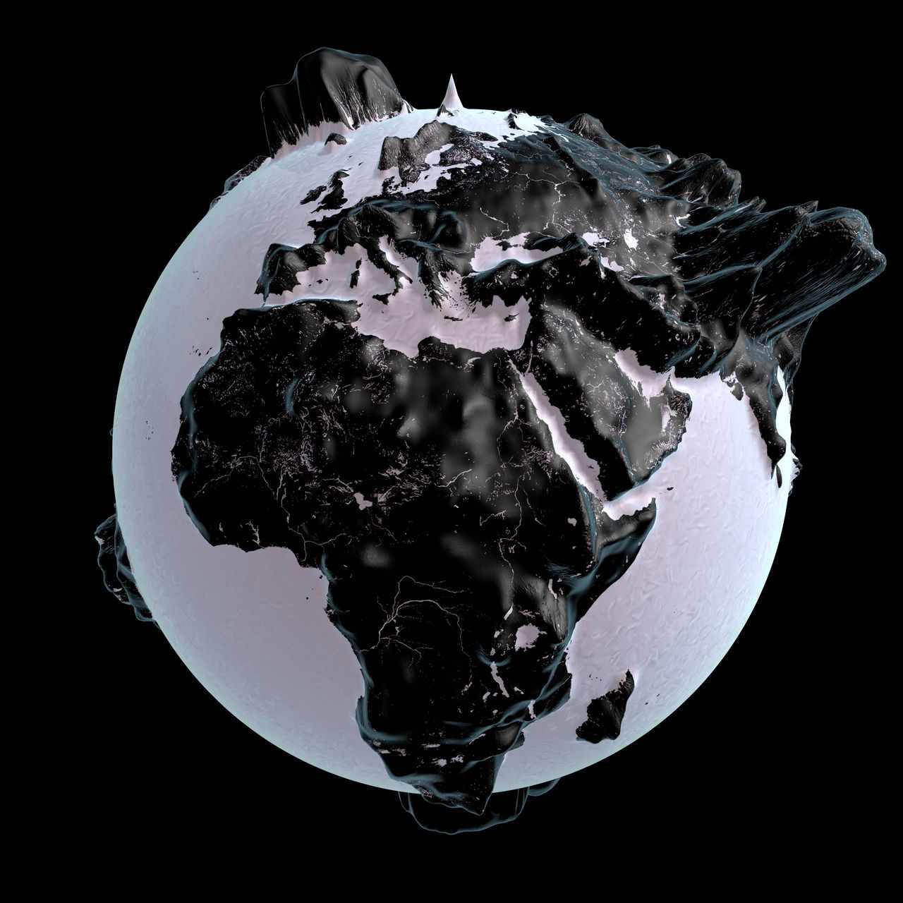 across the globe 3D rendering: planet earth 3D Africa Altitude Altitude Profile Black Continent Continents Earth Europe Global Globe Planet Planet Earth Rendering Terrestrial Globe World World-wide Worldwide