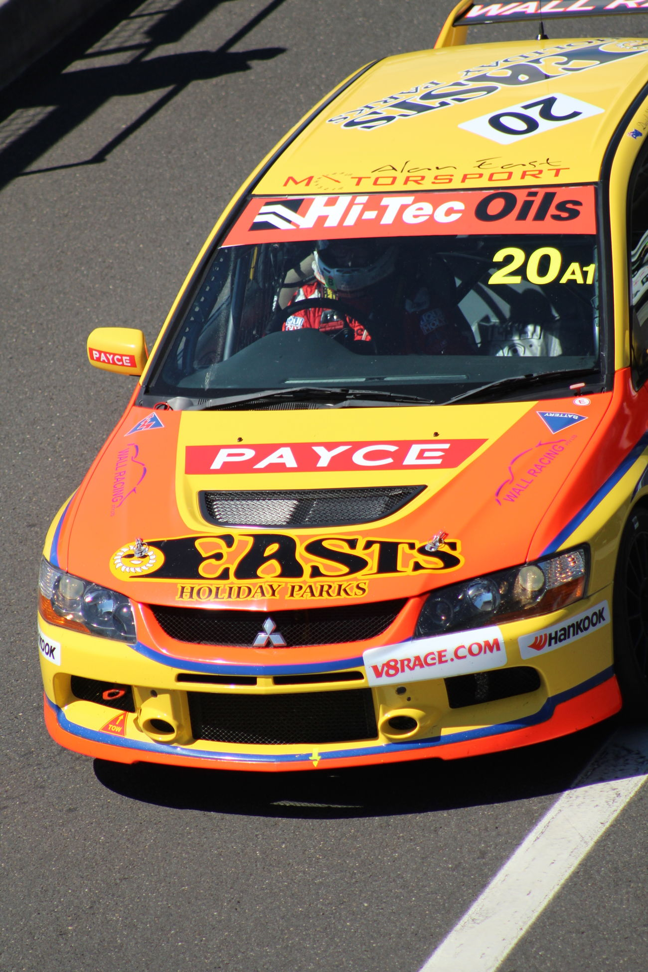 Motor Racing Bathurst Bathurst 6 Hour Mount Panorama Australia