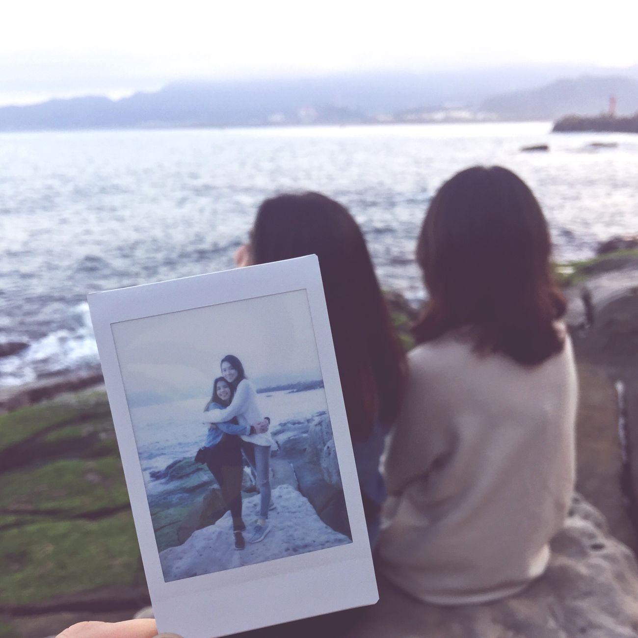 Friendship Friendship Sea 仲間 友情 友達
