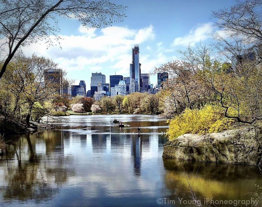 Spring In Manhattan GetYourGuide Cityscapes Cityscapes
