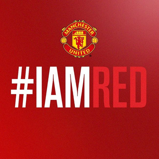 Iamred @manchesterunited Lets do this!!!! DerbyWeek