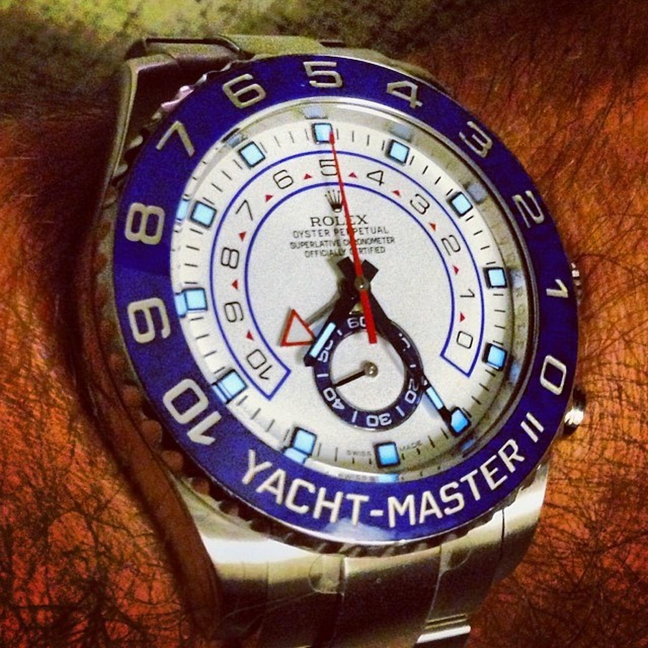 Rolex Yacht Master Watch Watches Watchnerd Watchesonme Watchporn Grail
