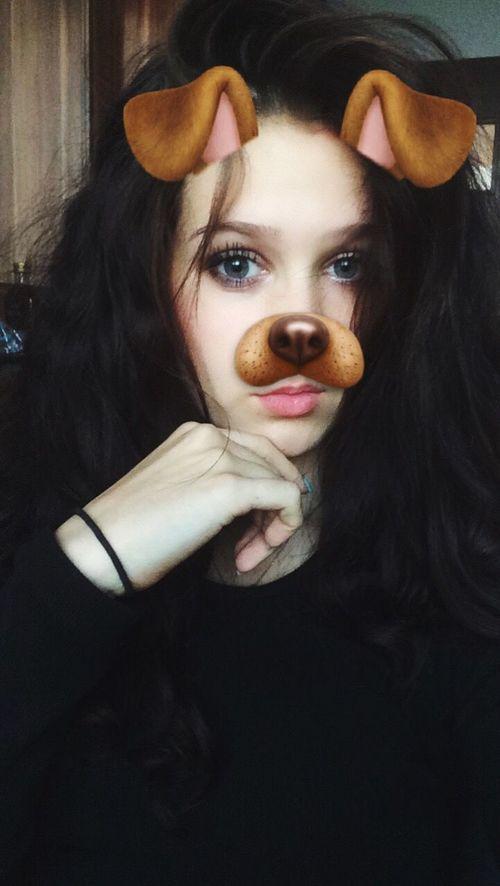 Dog Snapchat facowelowe Imstagram pasztetowelowe